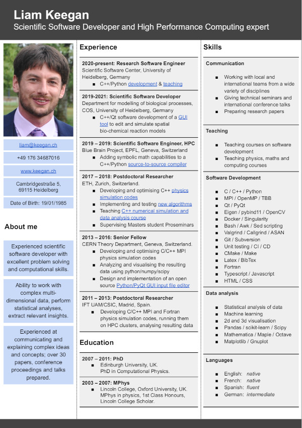 Download CV as pdf